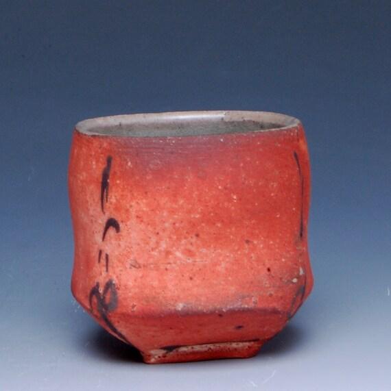 Square Orange Cup