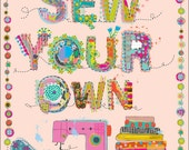 """Sew Your Own, 8""""x10"""""""