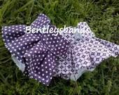 Set of 2  medium female dog diaper in season diaper panty