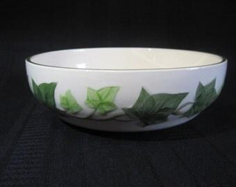 """Franciscan """"Ivy"""" vegetable bowl"""
