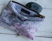 Pink Koi-Small Make-up bag