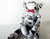 Designer Monster Doll  - Quentin: Limited Edition Plush Toy