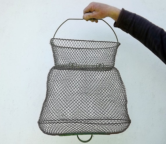 RESERVED - French wire basket to use for whatever you want