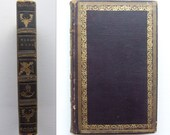 Robin Hood: Poems, Songs, and Ballads. 1820 Fine Leather Binding.