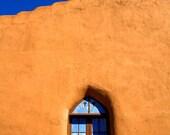 Taos Window 2  Fine Art Digital Photo 8x10