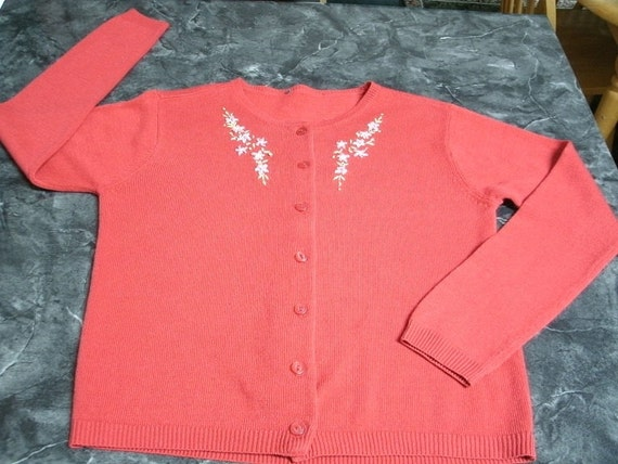 Vintage Sweater 50s or 60s