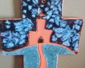 Southwest Cross by JennyClay