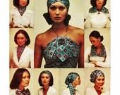 1973 McCalls 2001 Carefree Miracle Yard Pattern Cut