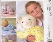 McCalls 4742 Joanne Beretta Sleepy Doll Pajama Holders
