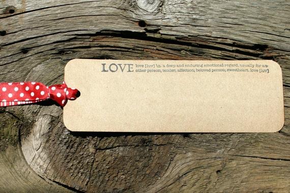 custom order for 7thteacher LOVE BOOKMARK bookmarks