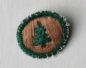 Merit Badge - Evergreen Tree