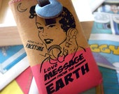 FREE SHIPPING - In Case of Love:Love Message from the Earth smart phone case