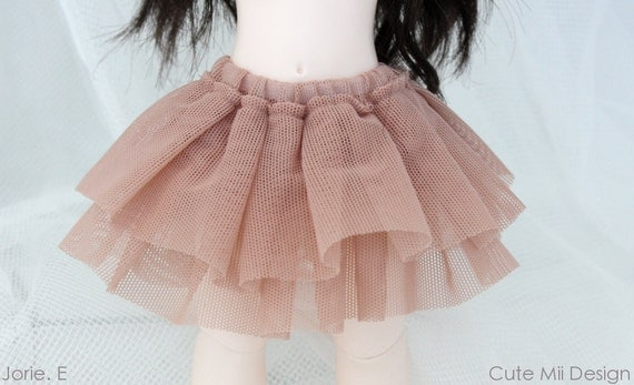 SALE - YoSD Skin Fluff Skirt