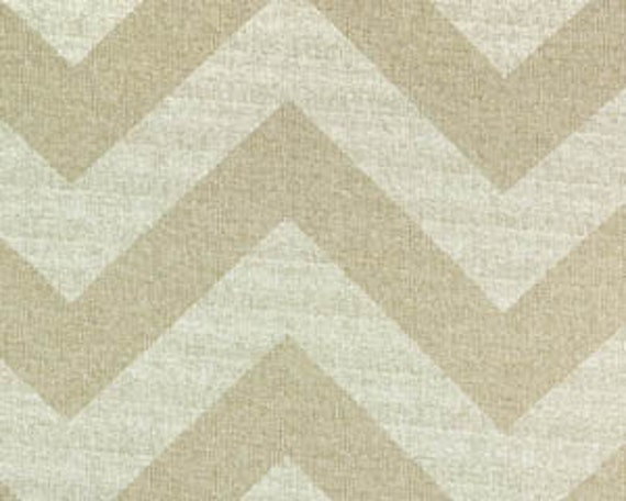 "Two 96"" x50""  Custom Curtain Panels - Rod Pockets/Rod Clips Chevron Large Zig Zag Textured Cotton"