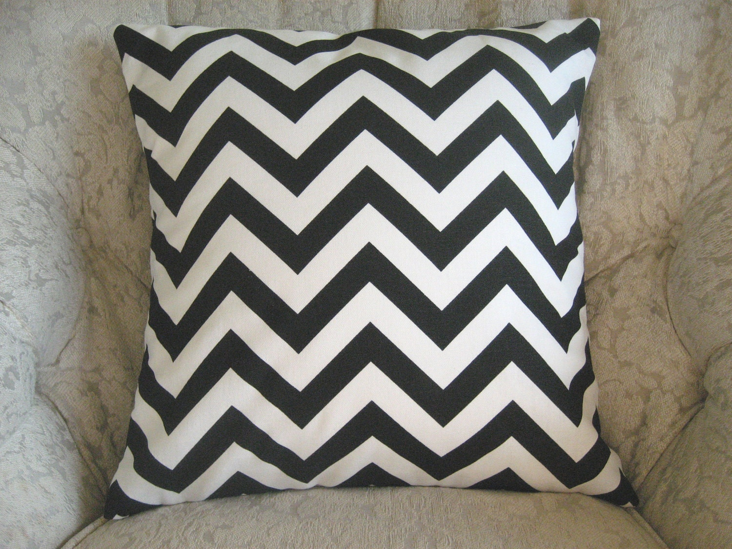 Two 26 x 26 Designer Decorative Pillow Covers in 100%