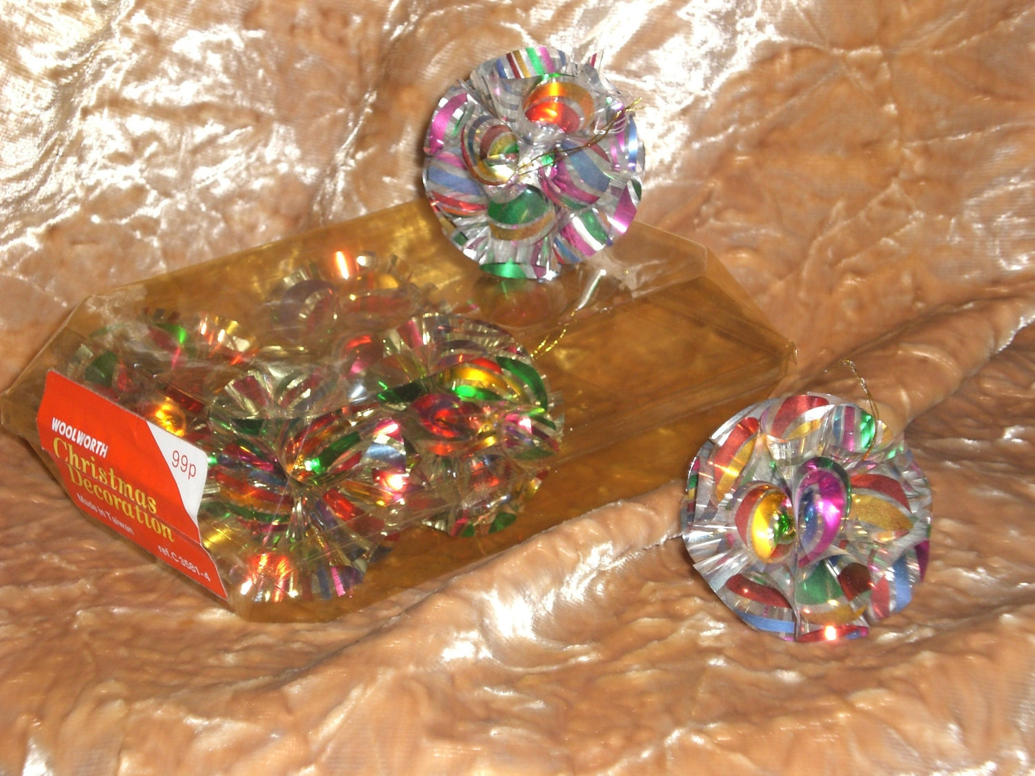 1970s woolworth christmas decorations by theglamourist on etsy for 1980s decoration