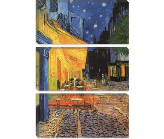 essay cafe terrace night Vincent van gogh, cafe terrace at night write an essay that analyzes the rhetoric of visual arguments (paintings, photographs, advertisements, political cartoons, etc.