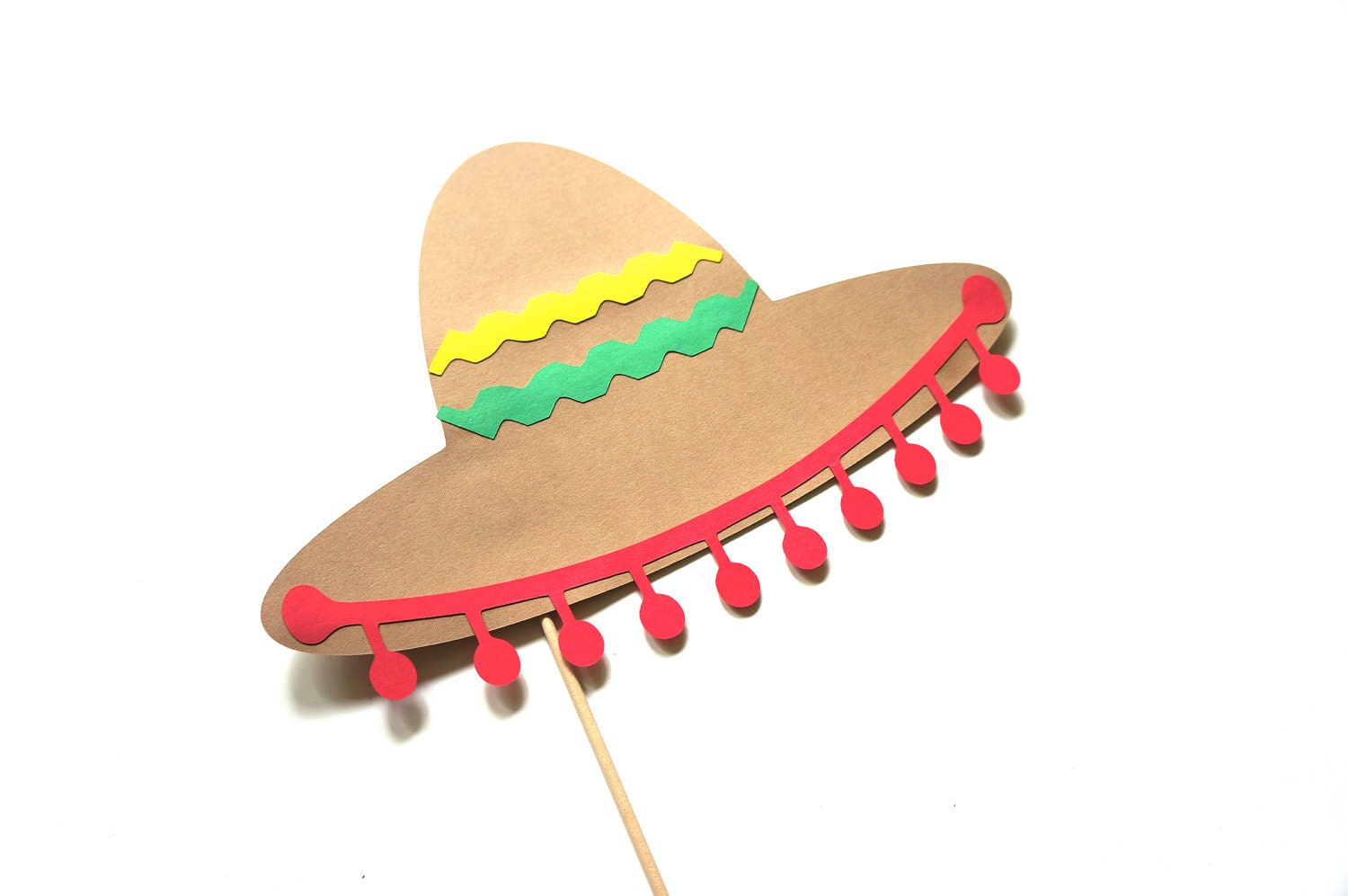 Cinco De Mayo Sombrero Craft