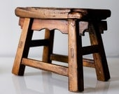 Antique Country Step Stool