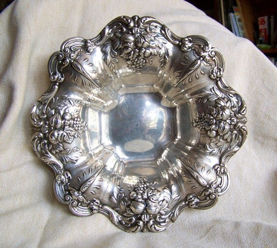Reed Amp Barton Francis I Sterling Silver Bowl By