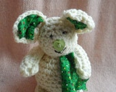 Handmade Crochet Soft Toy Mouse