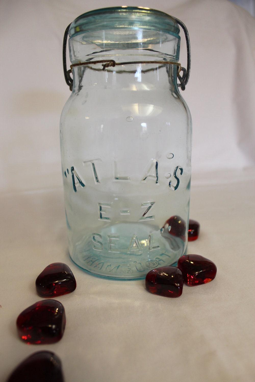 Atlas Ez Seal Canning Jar