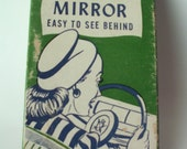 Novelty Gag Gift Rear View Mirror