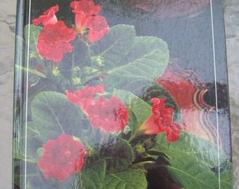 """Vintage 1980 Horticultural Society """"House Plants"""""""
