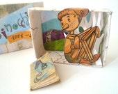 Matchbox Art - Pinocchio - OOAK