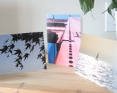 Any 3 Prints as Greeting Cards