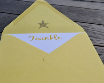 Twinkle Little Star Note Set