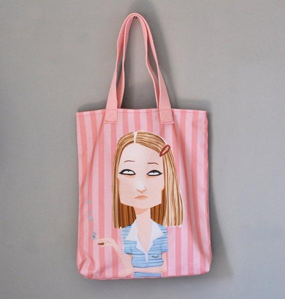 Margot Tenenbaum Tote Bag