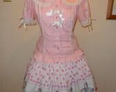 SALE Rocking Horse Lolita Fairy Kei Skirt  Sweet Lolita SALE