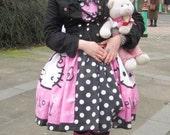 Made to Order Hello Kitty Sweet Lolita JSK/Dress Size UK 8-12