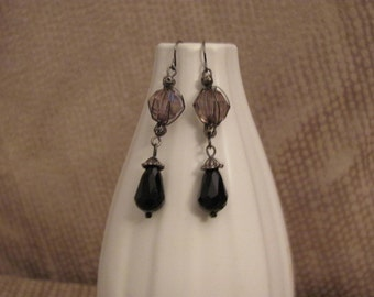 Vintage Style Lantern Earrings