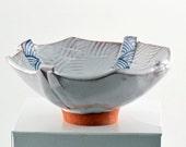 Majolica Handbuilt Bowl