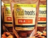 Grain Free Peanut Butter & Apple Dog Treats