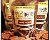 Grain Free Banana & Coconut Dog Treats