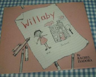 willaby, vintage 1977 children's book
