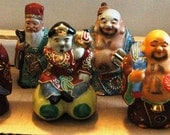 Chinese Folklore Porcelain Figurines