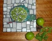 Lime Tang Mosaic