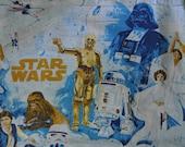 Vintage Star Wars Bedsheet