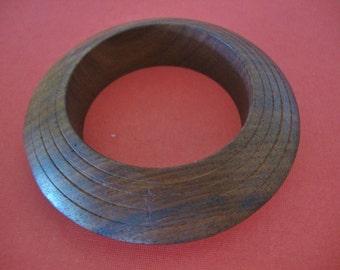 Wood Bangle Bracelet Dimensional Design