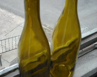 LOT: Vintage French Wine Bottles - perfect for home brewing
