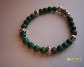 Picasso Sea Green Magnetic Bracelet or Anklet