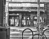 The Double Door, Wicker Park, Chicago photograph 16x20