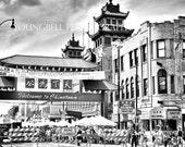 Chinatown Summerfest, Chicago photograph 8x10