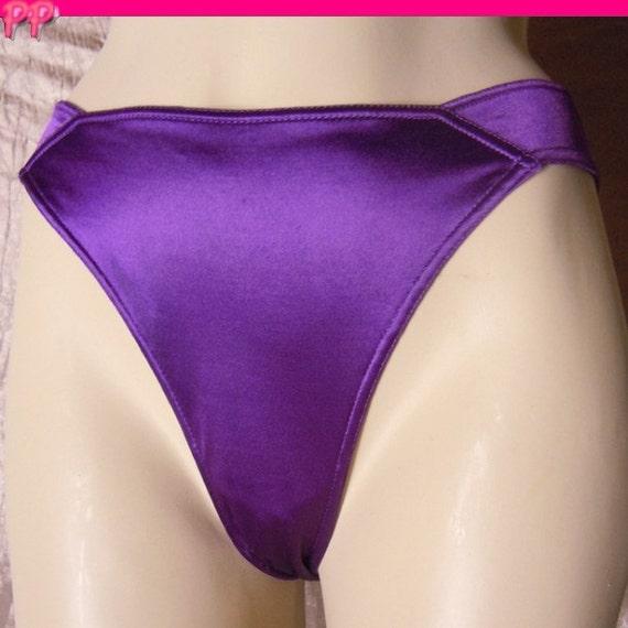 Purple Panties 78