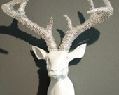 THE MONROE COLLECTION - Swarovski Deer - Chic Couture Rhinestone Taxidermy