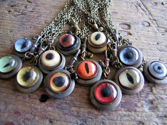 New for 2012, Wholesale Protector Lockets, Wholesale Eyeball Jewelry